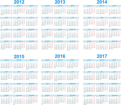 Coreldraw calendar template editable free vector download (18,543 - calendar template