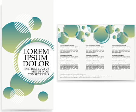 Tri fold brochure template free vector download (14,270 Free vector