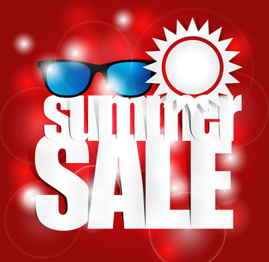 Summer sales banner free vector download (13,510 Free vector) for