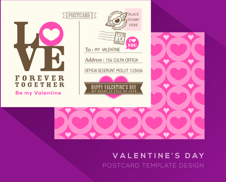 Postcard templates free vector download (13,495 Free vector) for