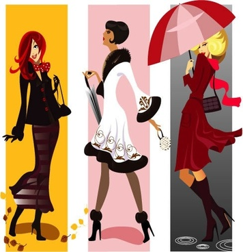 Fashion free vector download (4,739 Free vector) for commercial use