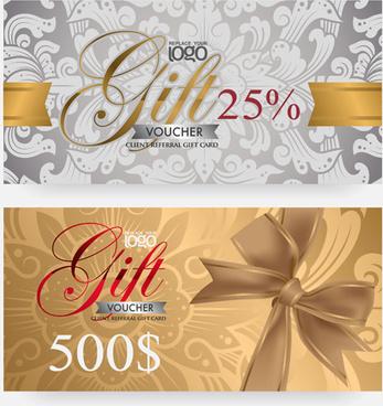 Gift voucher design free vector download (2,929 Free vector) for