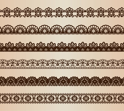 Vector floral line free vector download (17,610 Free vector) for