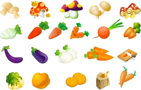 Fruits and vegetables clip art free vector download (219,320 Free