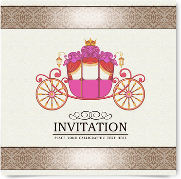 Free birthday party invitation template free vector download (17,078