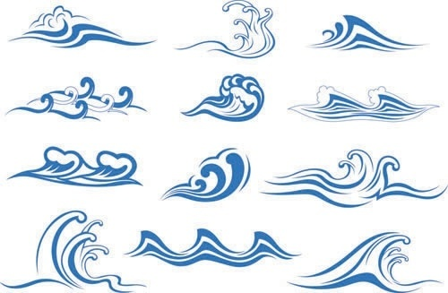 Wave free vector download (3,466 Free vector) for commercial use