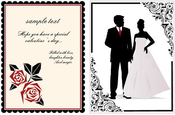 Wedding borders for microsoft word free vector download (101,610