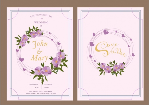 Wedding card template coreldraw free vector download (25,973 Free - wedding template