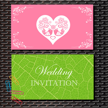 Free invitation card design free vector download (13,185 Free vector