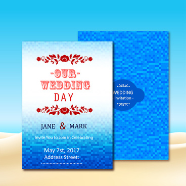 Free download wedding invitation designs free vector download (2,753