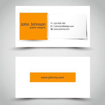 Business card wedding planner template free vector download (33,868