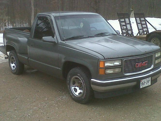 1989 GMC Sierra 1500 Stepside Pickup Truck for sale in Barrie