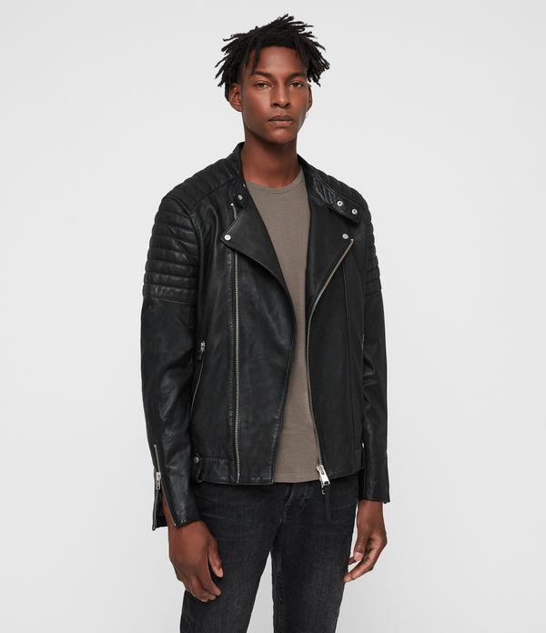 ALLSAINTS US Men\u0027s Leather Jackets, Shop Now