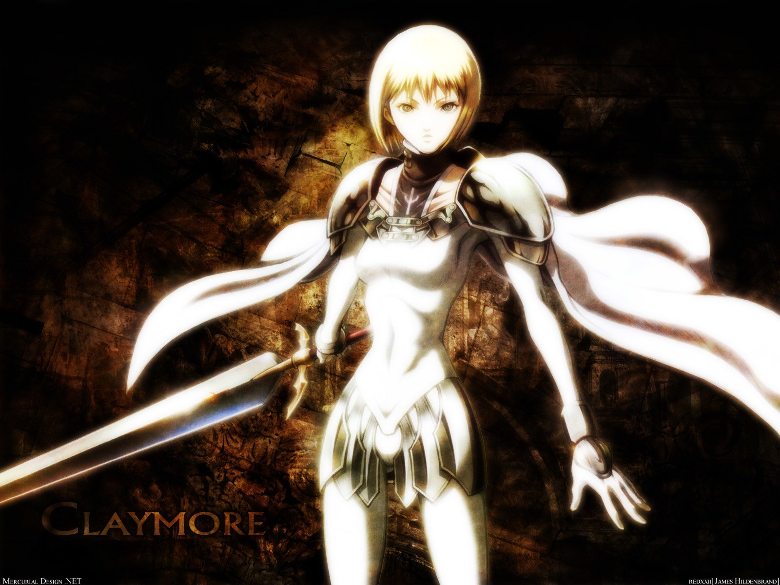 Claymore Wallpaper Hd Claymore Wallpaper And Background Image 1600x1200 Id