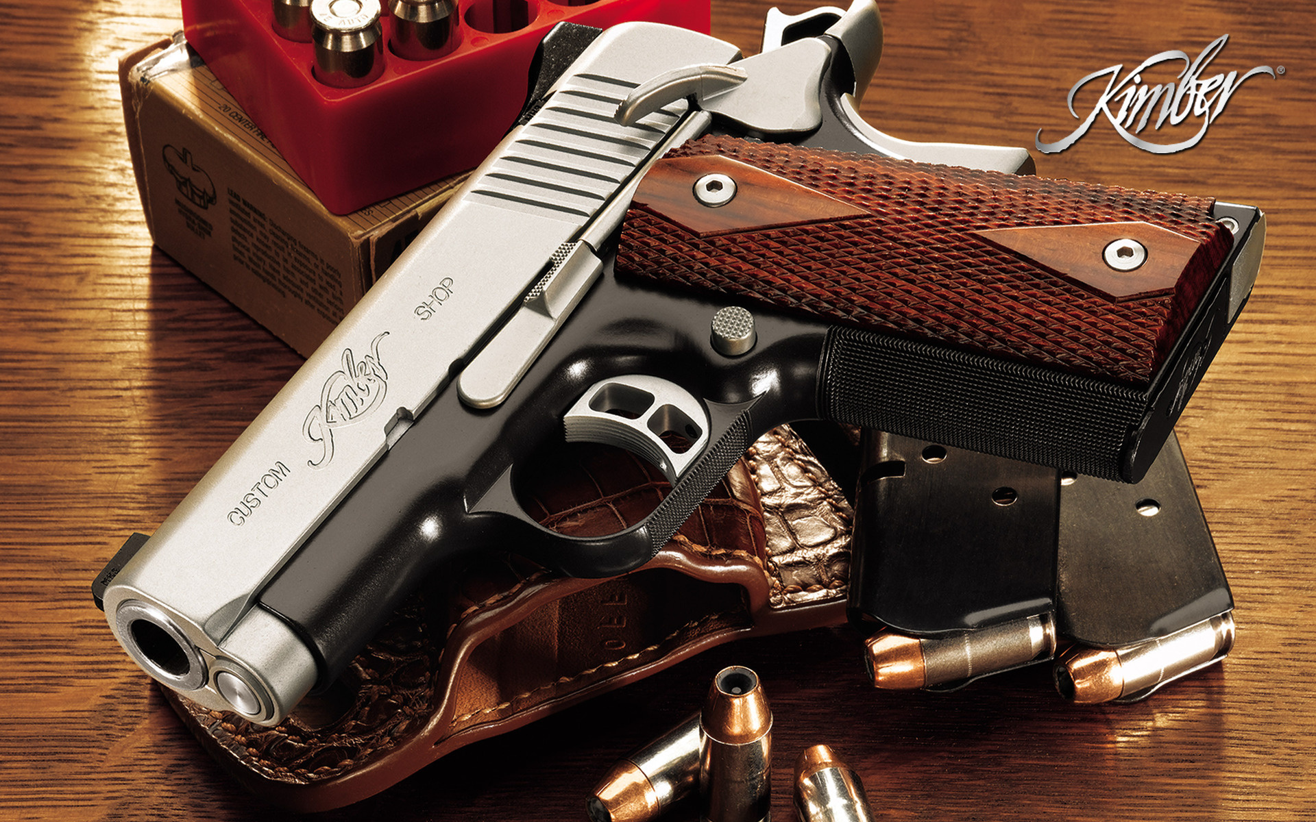 Hd Knife Wallpaper Kimber Pistol Full Hd Wallpaper And Background 1920x1200