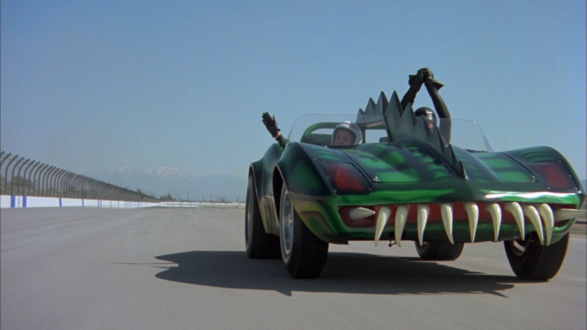 3840x1080 Wallpaper Cars Reddut Death Race 2000 Hd Wallpaper Background Image