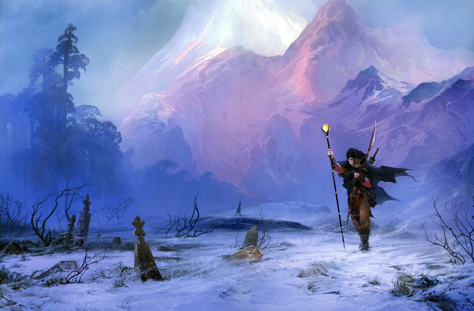 Iphone 7 Wallpaper Pinterest The Mage S Loneliness I Wallpaper And Background Image