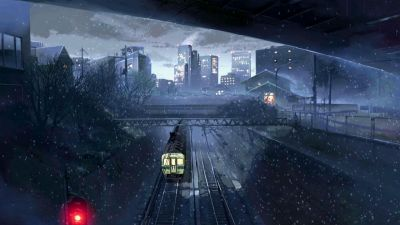 5 Centimeters Per Second HD Wallpaper | Background Image | 1920x1080 | ID:234821 - Wallpaper Abyss