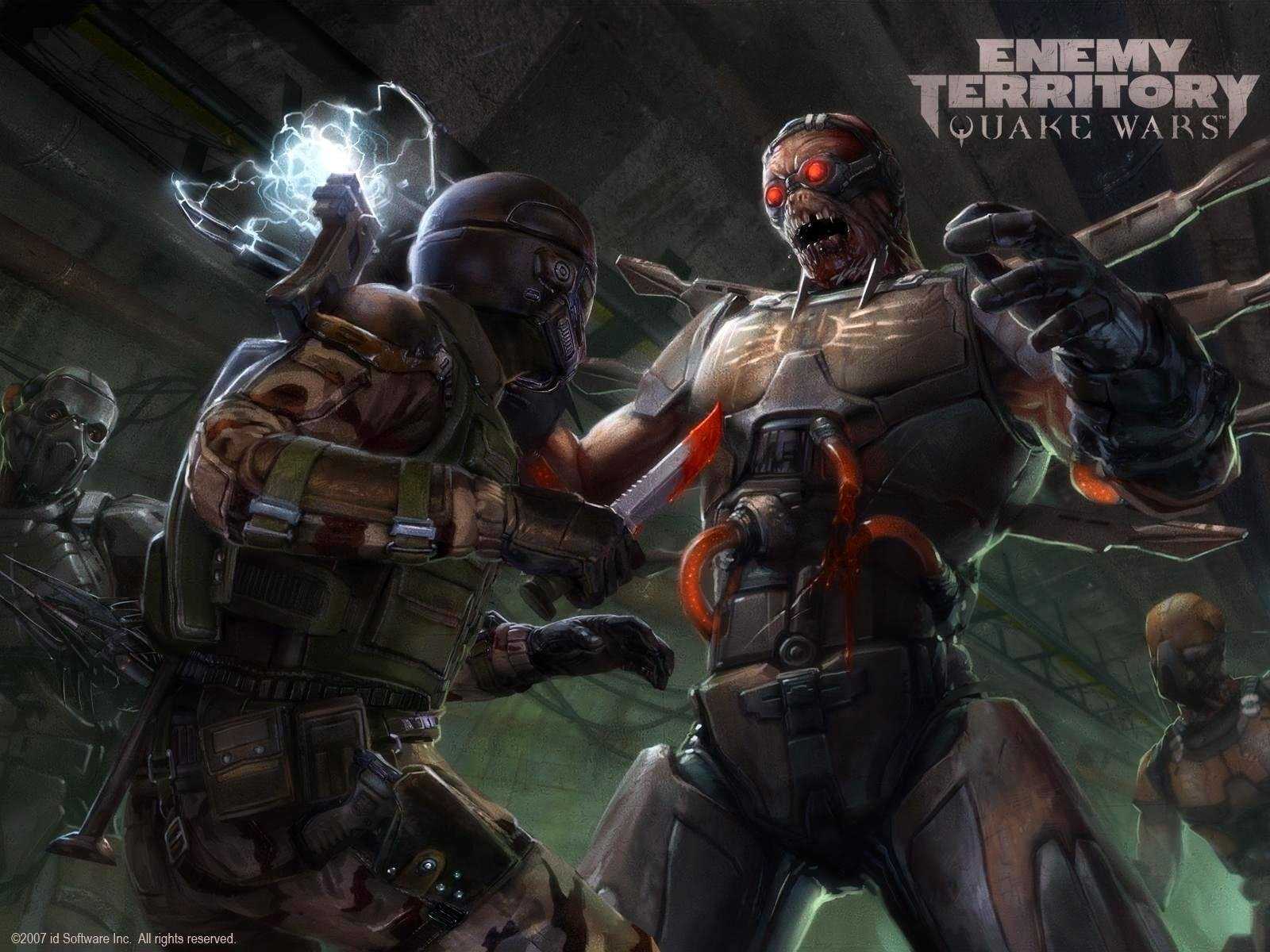 Dirty Girl Wallpaper Download Enemy Territory Quake Wars Wallpaper And Background Image