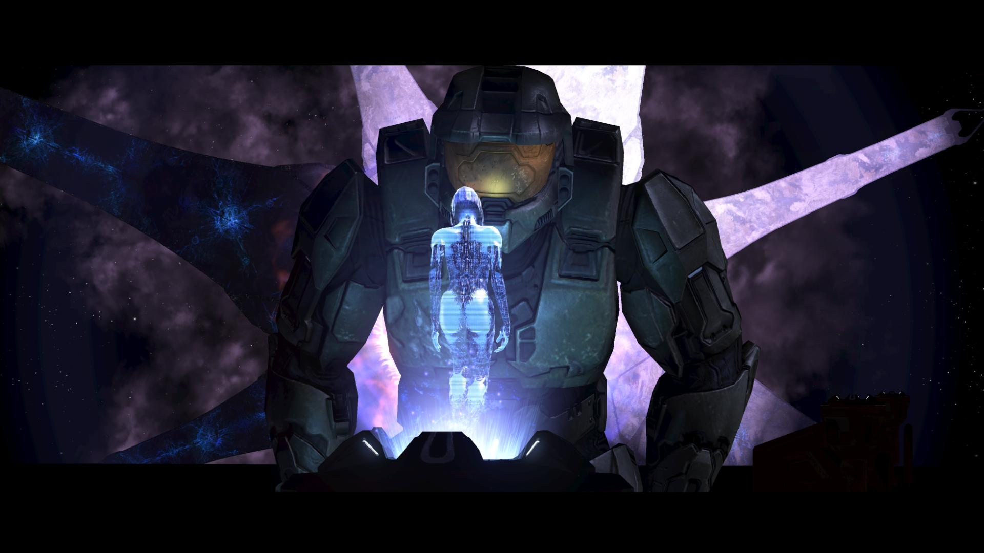 Pittsburgh Steelers Iphone Wallpaper Cortana And Master Chief Full Hd Wallpaper And Background