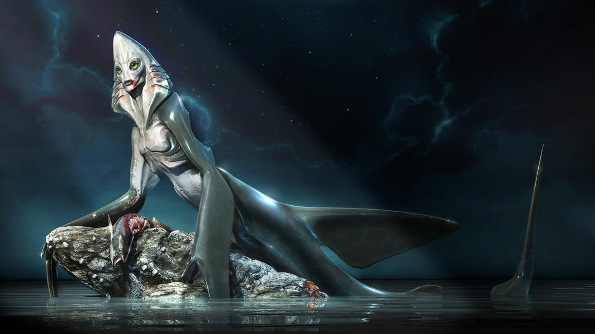 Monster Energy Girls Wallpaper Hd Sea Monster Full Hd Wallpaper And Background Image