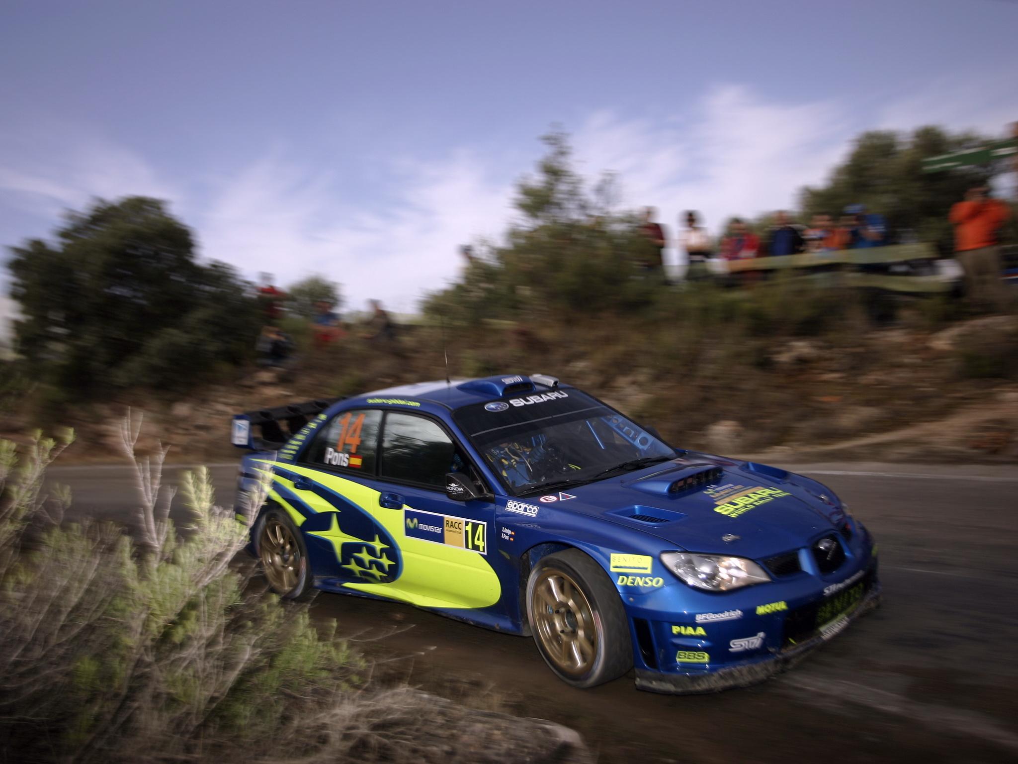 Subaru Impreza Wallpaper Hd Subaru Impreza Wrc Gd 2006 08 Full Hd Wallpaper And