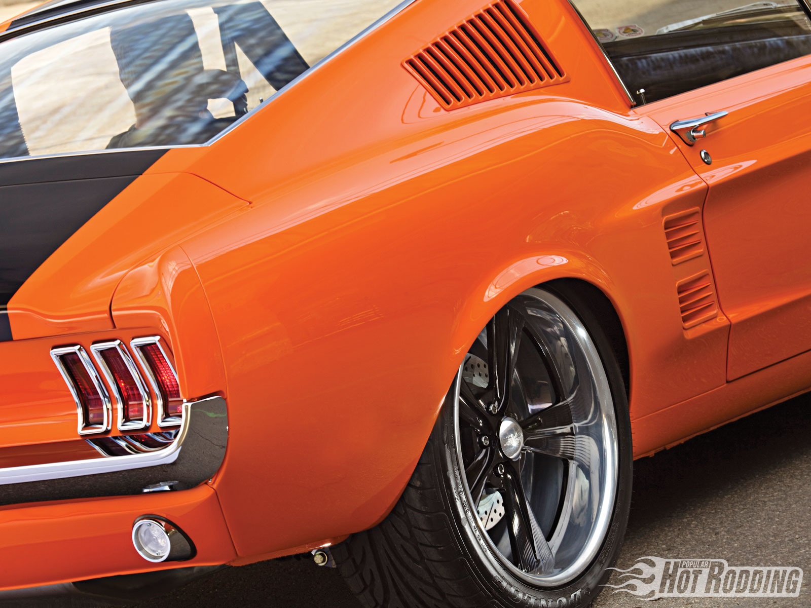 Cool Custom Car Wallpapers 1967 Ford Mustang Fastback Wallpaper And Background Image