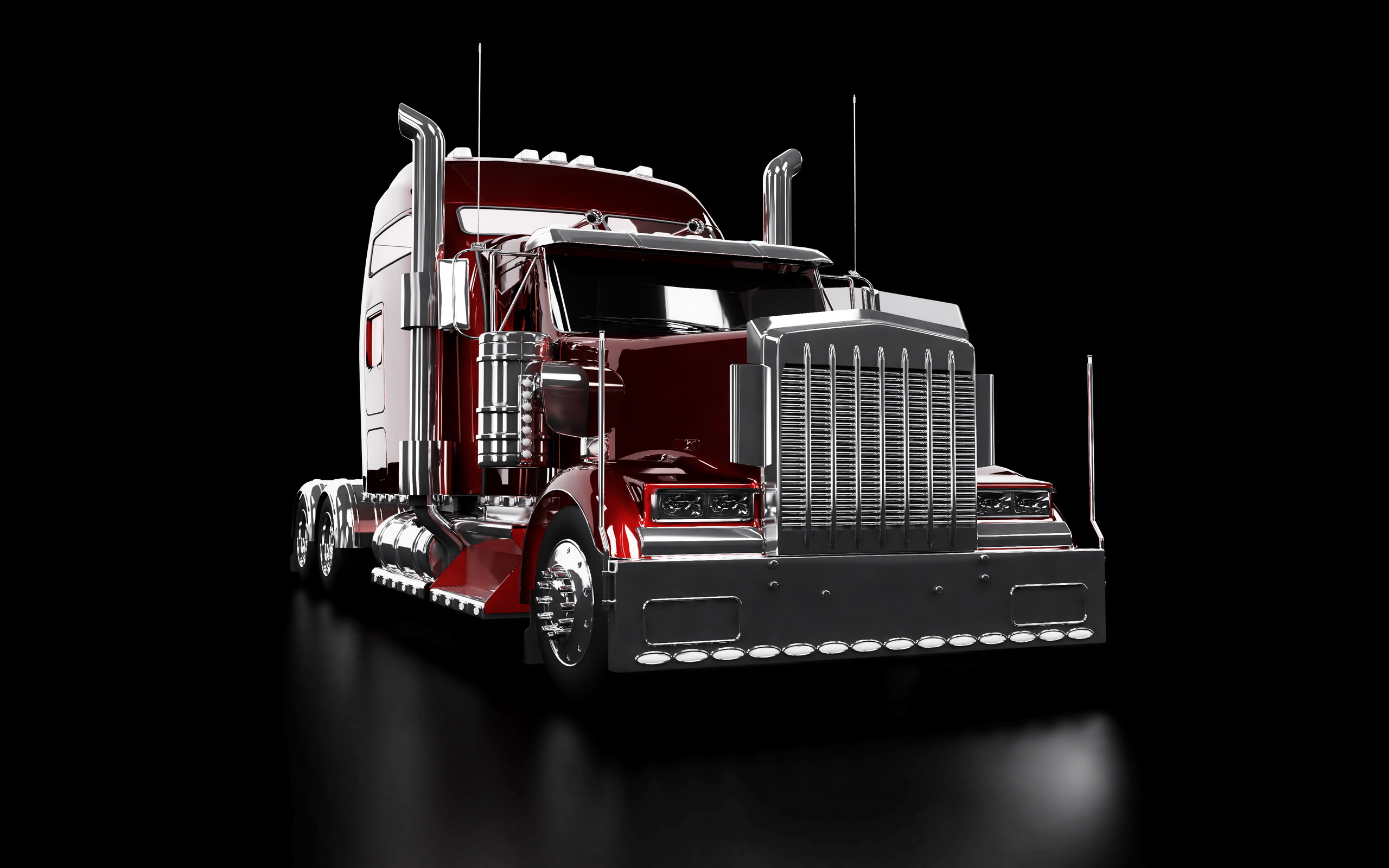 Free 3d Widescreen Wallpapers For Pc Truck Hd Wallpaper Background Image 2560x1600 Id