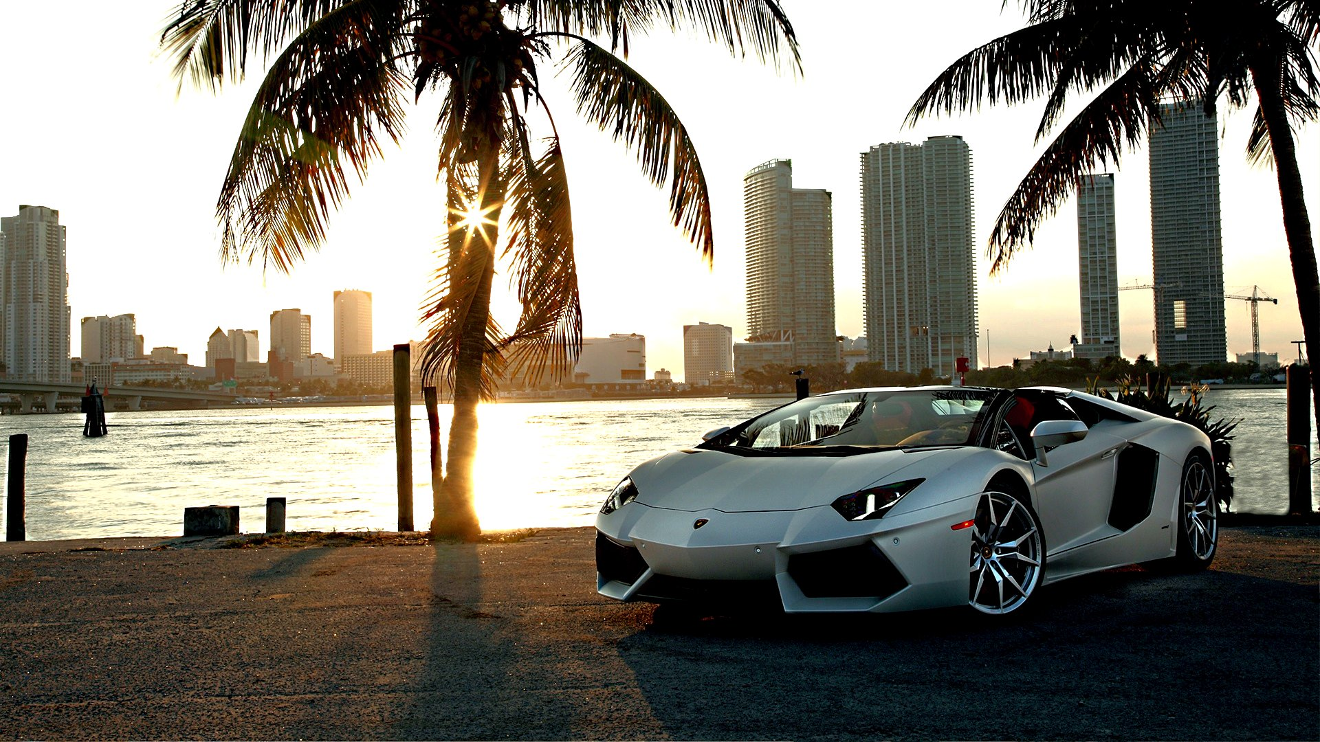Nos Cars Wallpaper Lamborghini Aventador Full Hd Fond D 233 Cran And Arri 232 Re