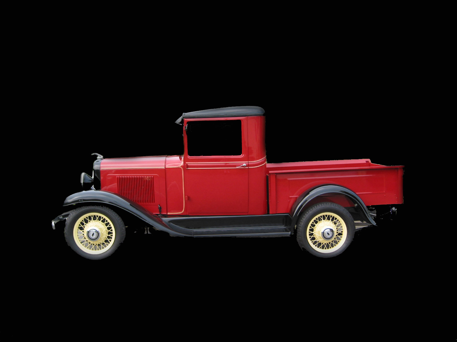 Ford Truck Hd Wallpaper Ford Model A Truck Wallpaper And Background Image