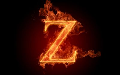 flaming z HD Wallpaper   Background Image   1920x1200   ID:467409 - Wallpaper Abyss