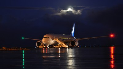 B-787 Dreamliner in Iceland Full HD Wallpaper and Hintergrund | 2560x1440 | ID:468763