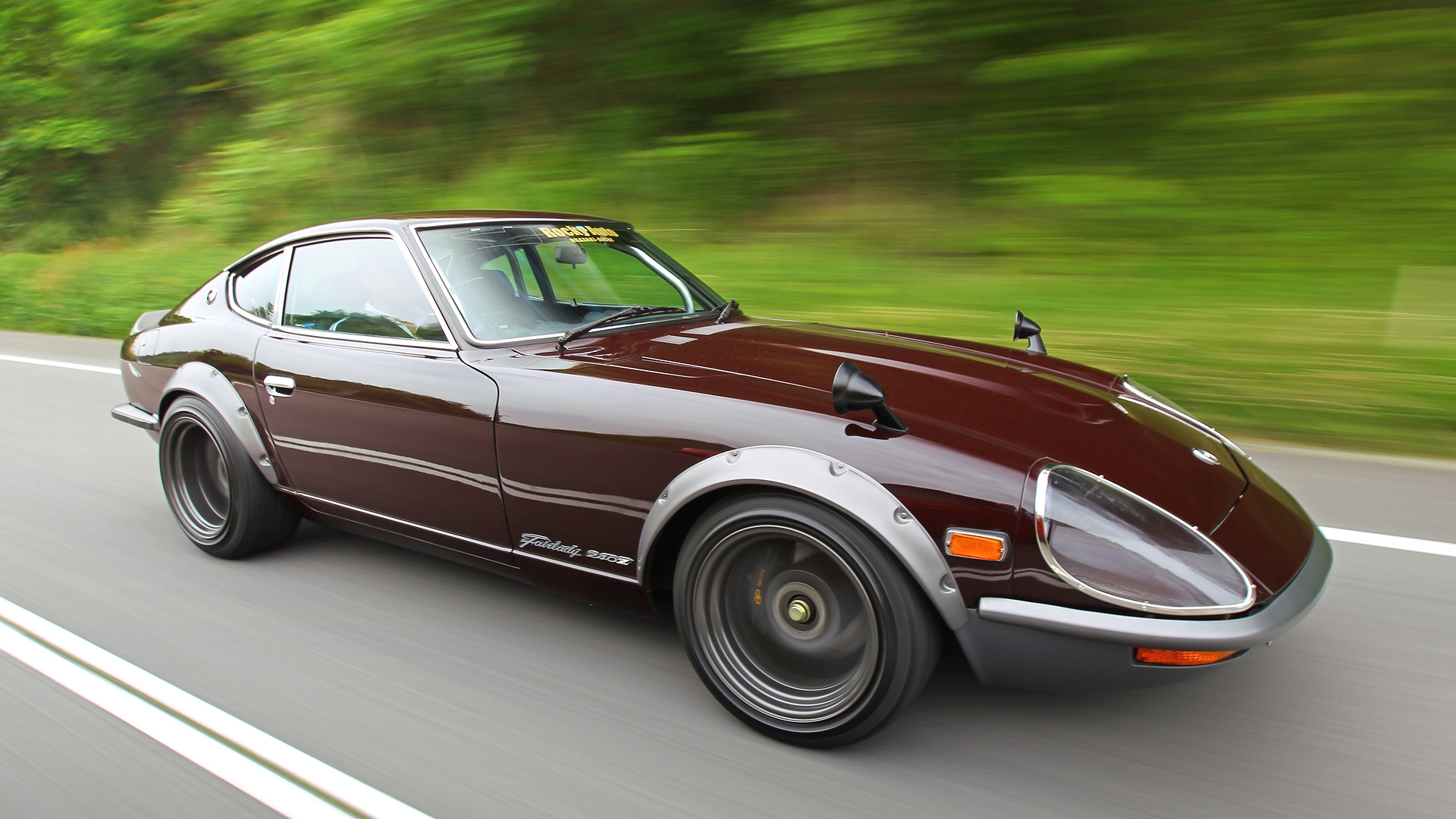 Cool Modified Cars Wallpapers 3 Nissan Fairlady Z Hd Wallpapers Background Images