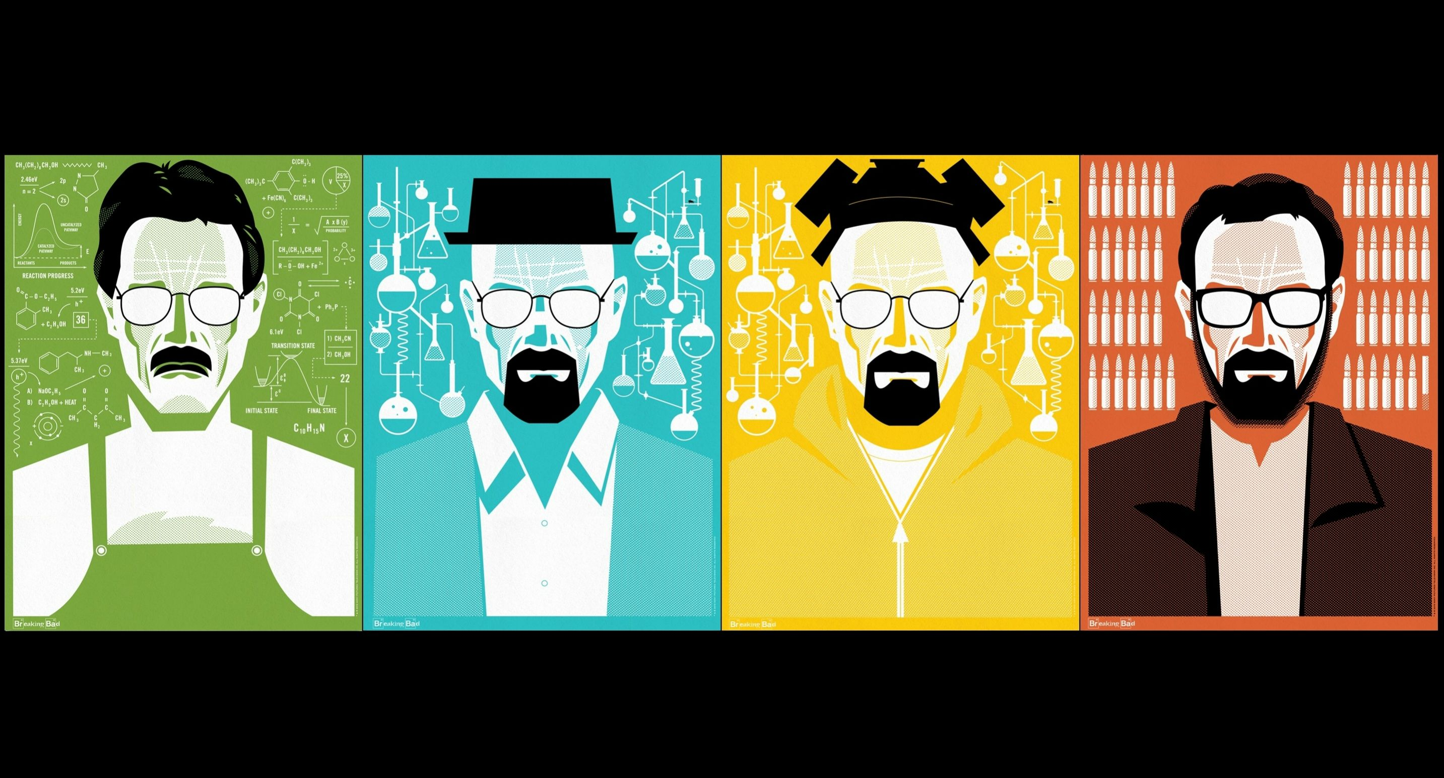 Breaking Bad Set Year Brba Hd Wallpaper Background Image 2866x1545 Id