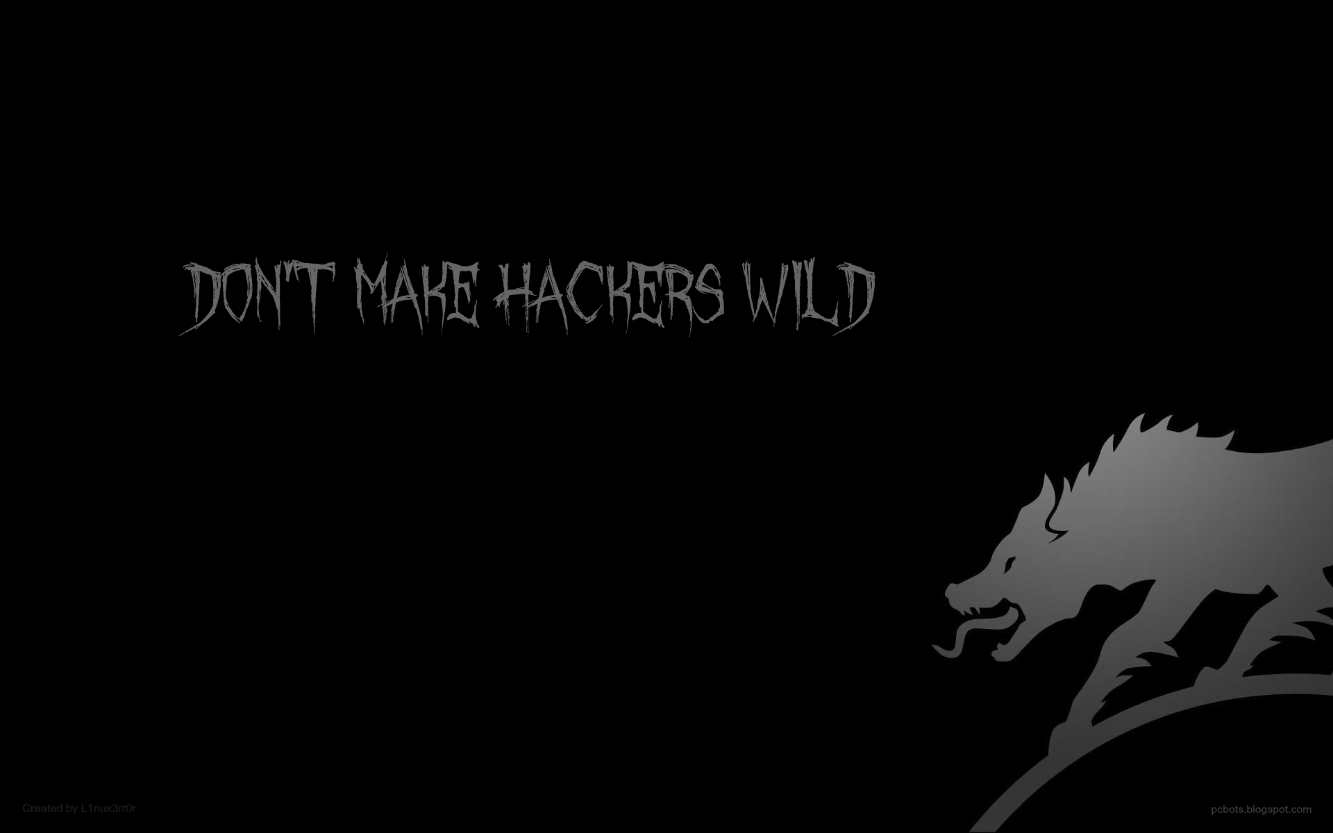 Programmer Quotes Wallpaper Hd Don T Make Hacker Wild Full Hd Wallpaper And Background