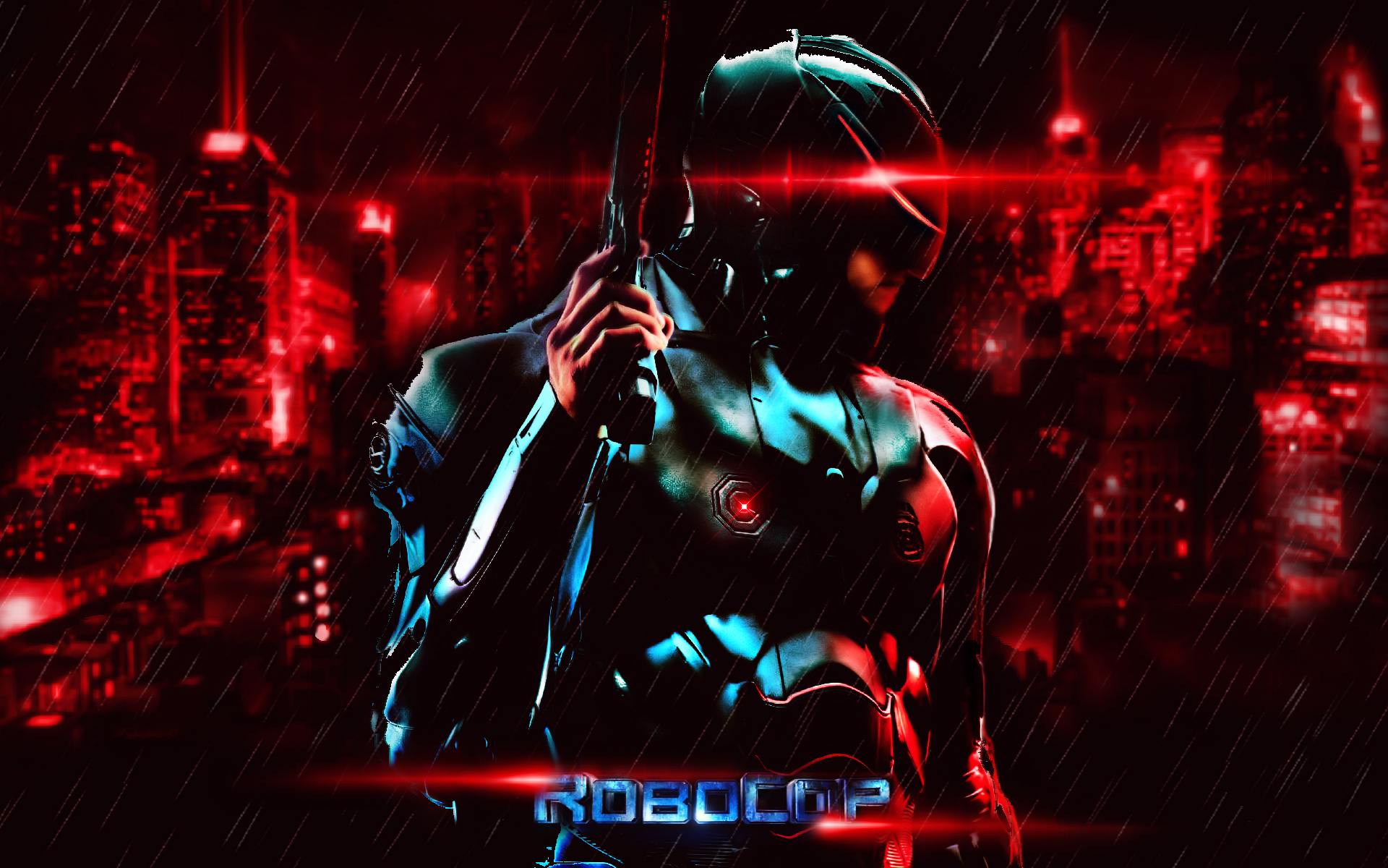 Sci Fi Iphone Wallpaper Robocop Full Hd Wallpaper And Background Image 1920x1200