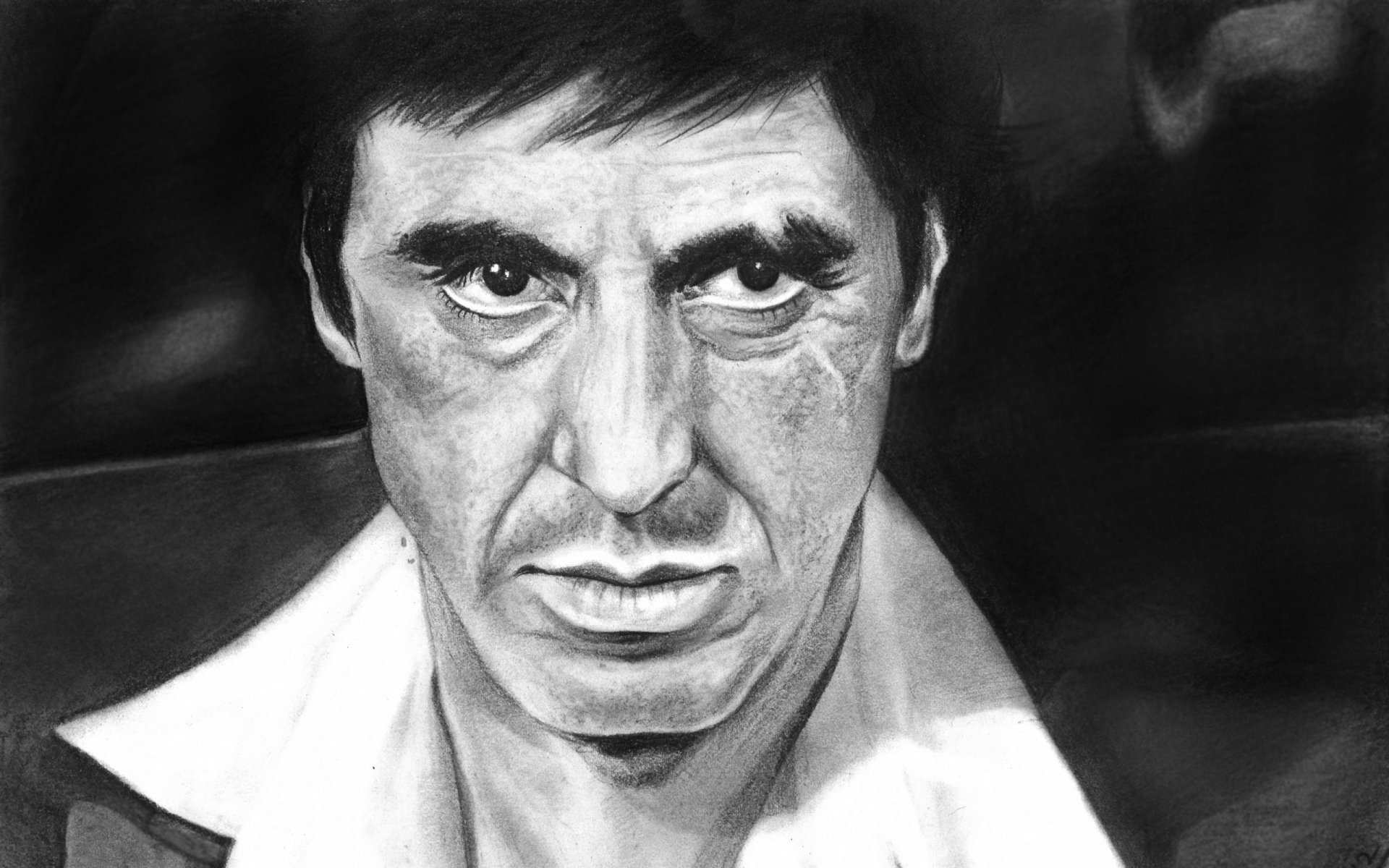 Scarface Full Hd Wallpaper Scarface Hd Wallpaper Background Image 2560x1600 Id