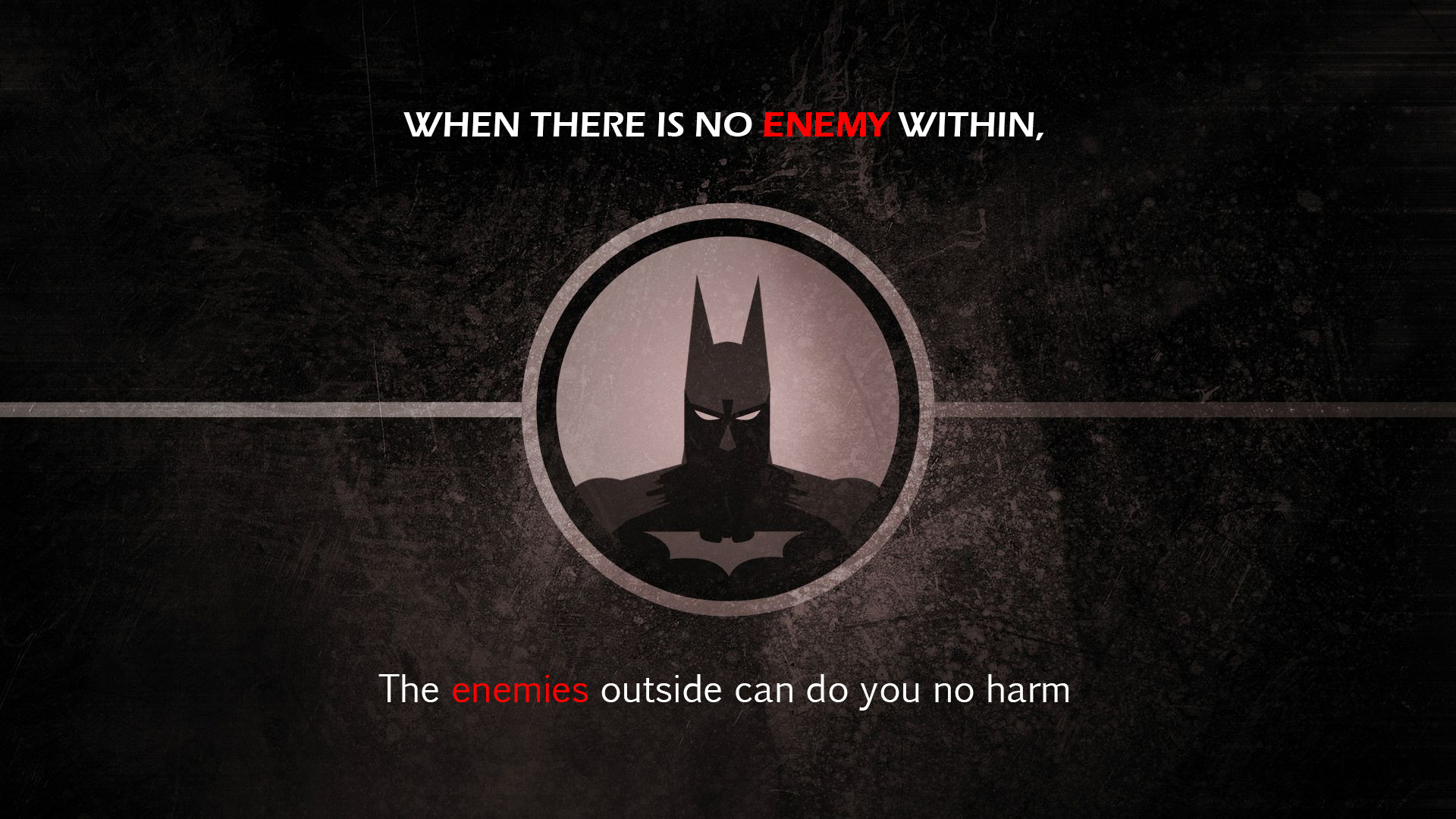 Inspirational Quote Wallpaper For Surface Pro 4 Batman Quote 1 Full Hd Wallpaper And Background Image