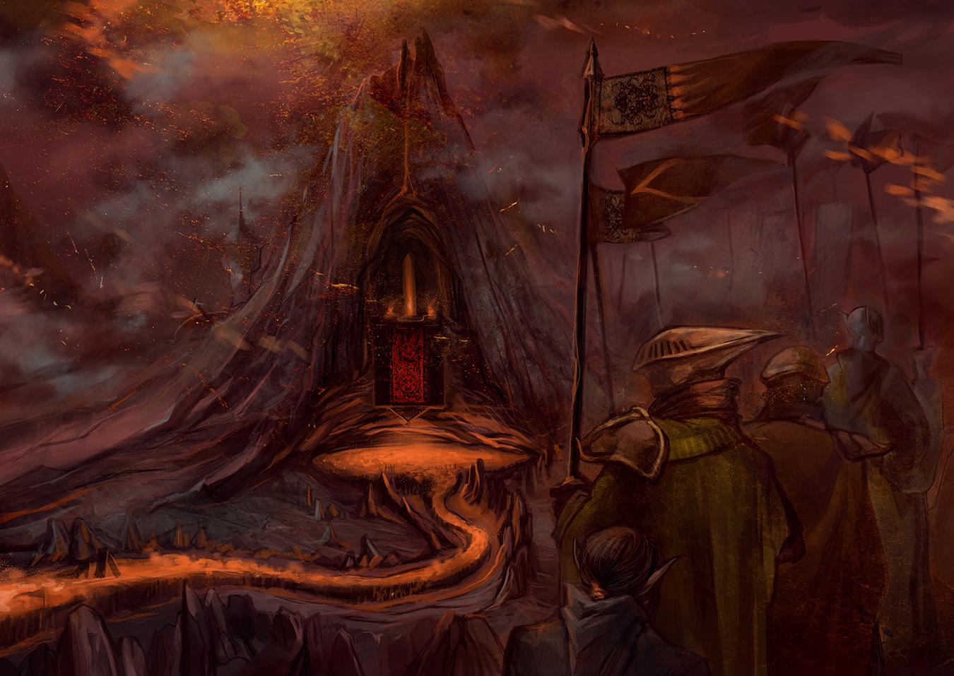 Inside Iphone X Wallpaper The Elder Scrolls Iii Morrowind Wallpaper And Background