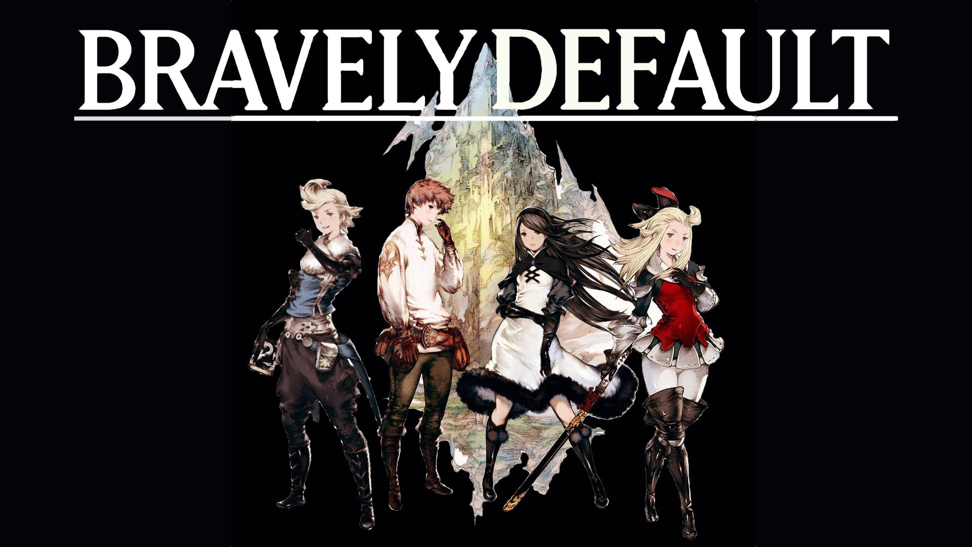 Videogame Wallpapers With Quotes 4 Bravely Default Hd Wallpapers Backgrounds Wallpaper