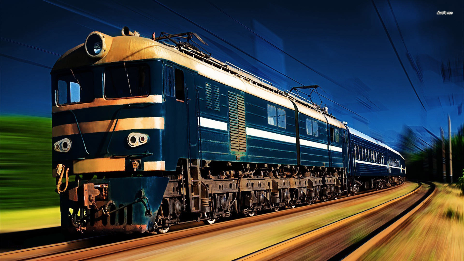 3d Moving Wallpapers For Windows 10 Train Hd Wallpaper Background Image 1920x1080 Id