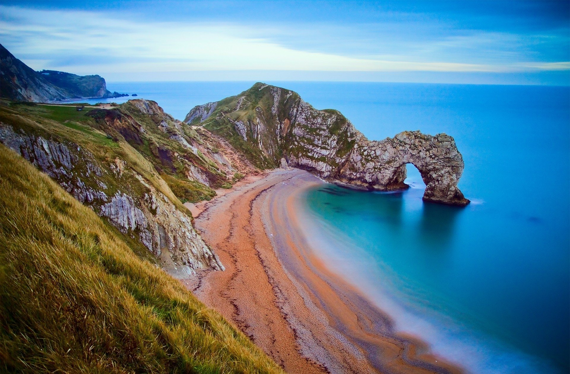 Clear Wallpaper Iphone X Durdle Door Full Hd Wallpaper And Background Image