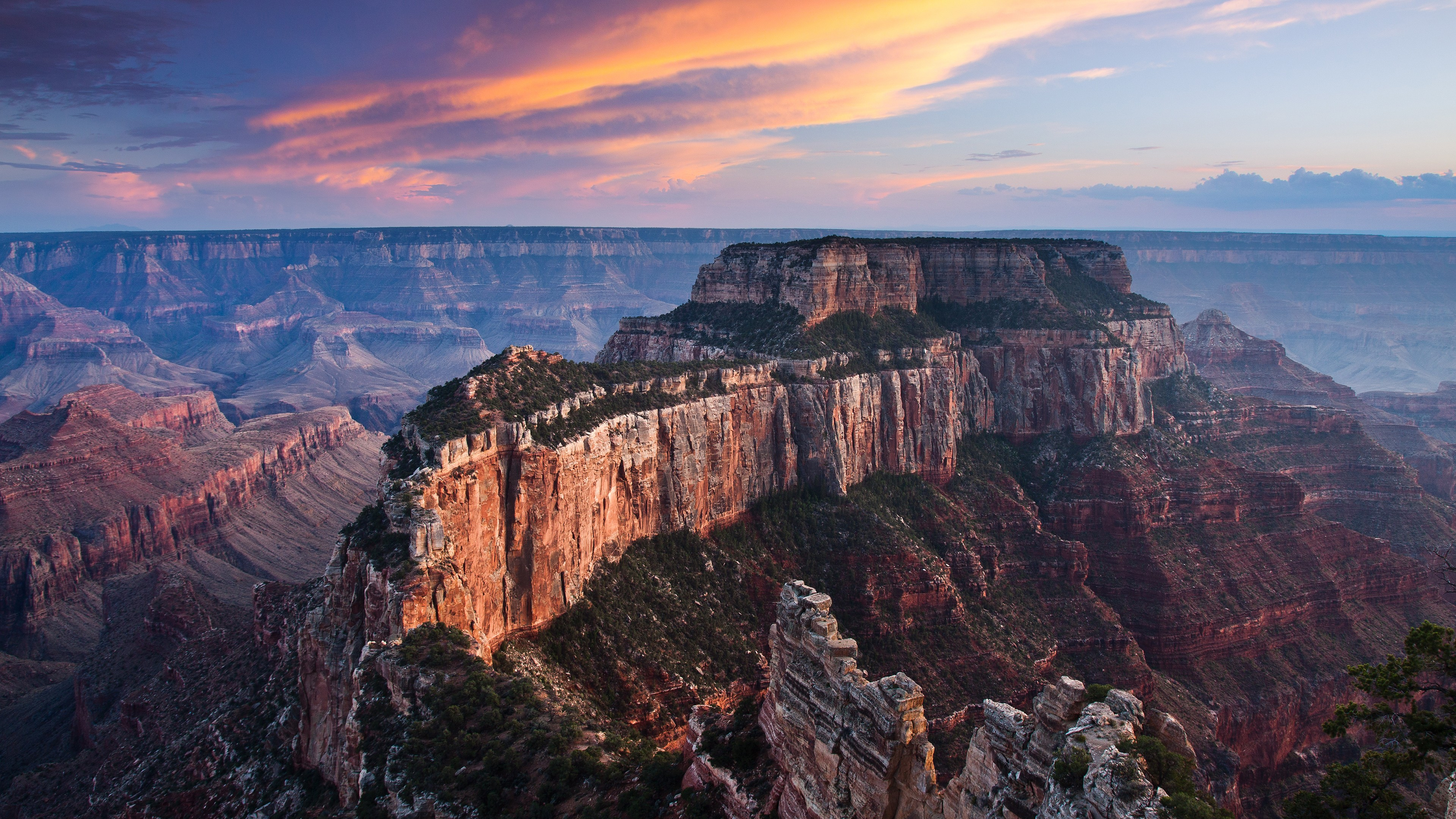 Wallpaper Hd Collection Download Grand Canyon 電腦桌布 桌面背景 3840x2160 Id 568664