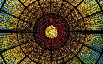 Fall Ceiling Wallpaper 59 Stained Glass Hd Wallpapers Background Images