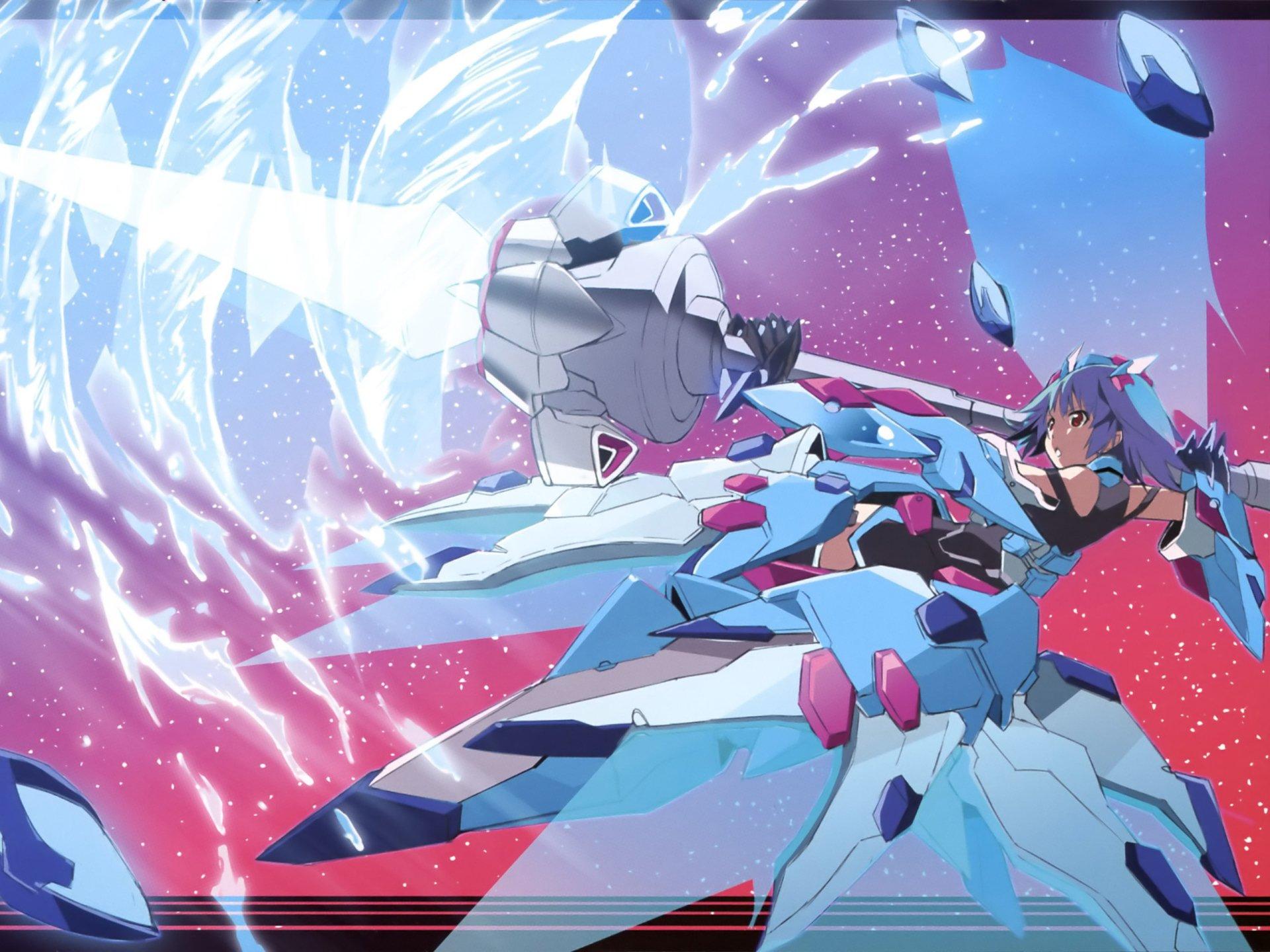 Katana Wallpaper Hd Infinite Stratos Hd Wallpaper Background Image
