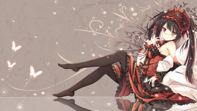 Date A Live HD Wallpaper | Background Image | 1920x1080 | ID:674709 - Wallpaper Abyss