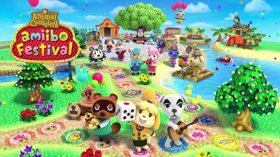 Animal Crossing: Amiibo Festival HD Wallpaper | Background Image | 1920x1080 | ID:676732 ...