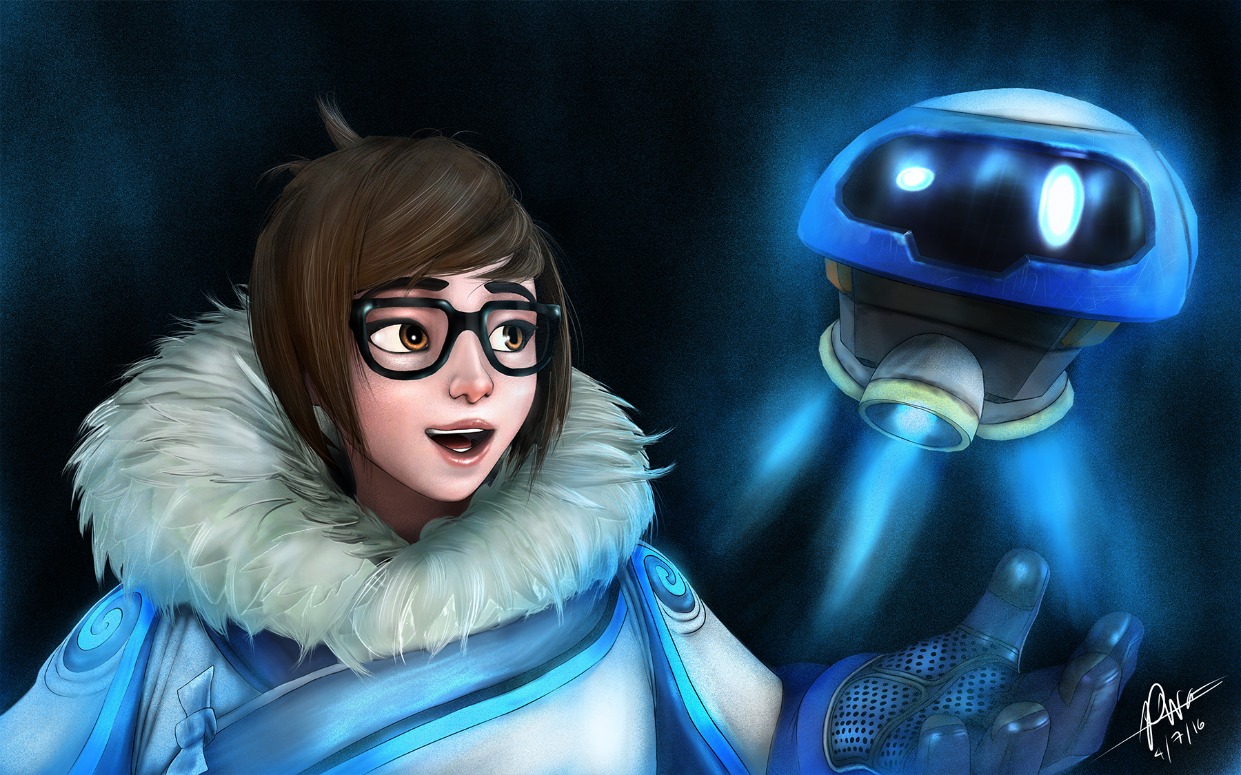 Cartoon Boy And Girl Sad Wallpaper Overwatch Wallpaper And Background Image 1800x1125 Id