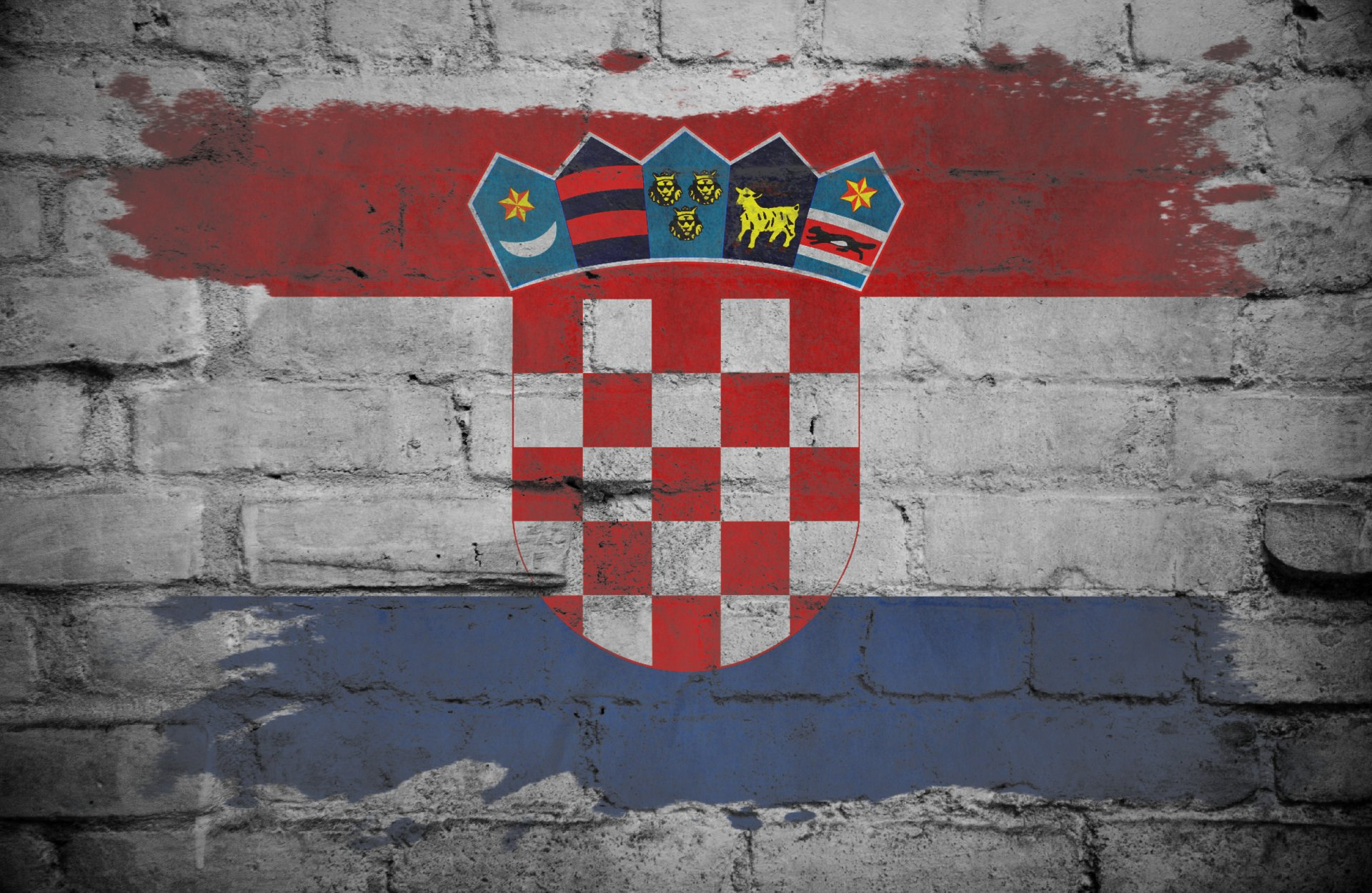 Soccer Iphone X Wallpaper Flag Of Croatia Full Hd Wallpaper And Background