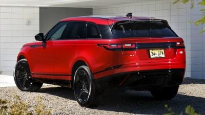 2018 Range Rover Velar R-Dynamic Black Pack HD Wallpaper   Background Image   1920x1080   ID ...